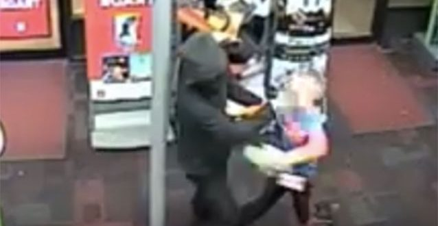 """Boy fights back against armed robbers during Maryland GameStop theft """"Video"""""""