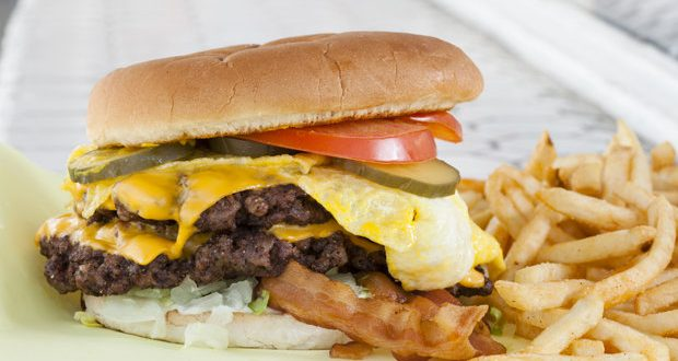 Burgers contain rat and human DNA, says disgusting research