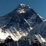 Climbers near Everest summit for first time in three years