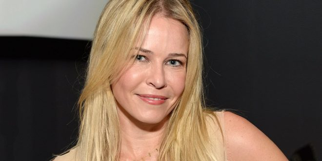 Comedian Chelsea Handler needs alcohol to be happy