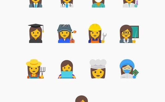 "Google to add 'professional' female emojis ""Finally"""