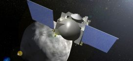 NASA's OSIRIS-REx asteroid mission arrives at Kennedy Space Center