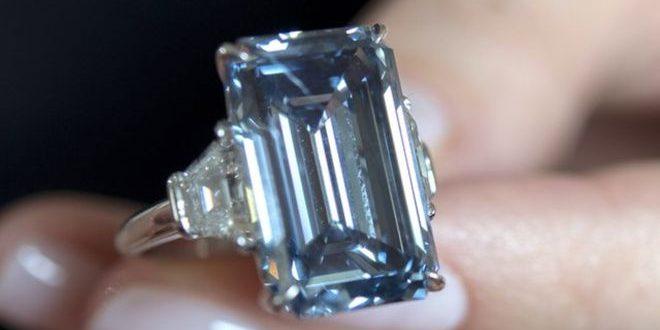 'Oppenheimer Blue' Diamond Achieves $58.2M, setting new record