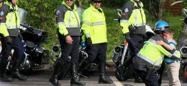 Ronald Tarentino: 'Massachusetts police officer' shot dead, shooter killed
