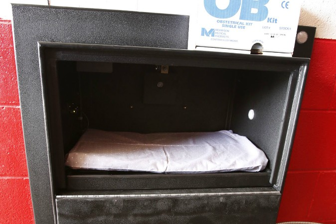 Safe Haven Baby Boxes Installed In Indiana Quot Us Quot Canada