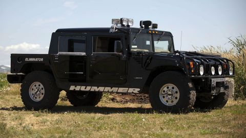 Tupac Shakur Hummer sells for $337K at auction, Report