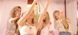 Victoria's Secret Angels dance to Justin Timberlake (Video)