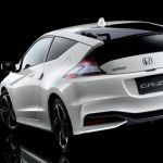 2016 Honda CR-Z Gets Updated Look