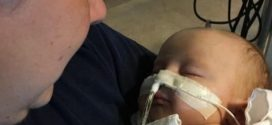 Annie Mae Braiden: BC mom with sick baby urges vaccinations