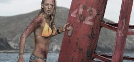 Blake Lively fights sharks, seagulls in brutal 'Shallows' (Trailer)