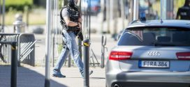 Germany shooting: Police Kill Gunman, Ending Cinema Hostage Drama