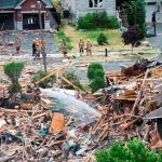 Giant explosion kills one, injures neighbours in Mississauga