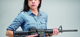 Helen Ubinas: Reporter buys semi-automatic rifle from US gun shop in just seven minutes