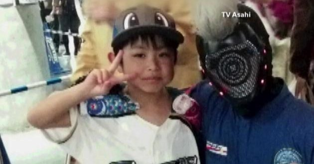 Missing japanese boy found alive after 6 nights in woods