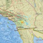 Moderate 5.2 earthquake hits California