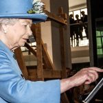 Queen Elizabeth tweets thank you for birthday wishes