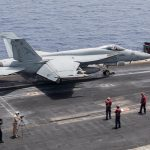 USS Truman Launches Air strikes Against ISIS From Mediterranean Carrier