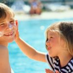 What kind of sunscreen is best for children?