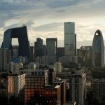 Beijing sinking by 11cm a year, satellite study warns