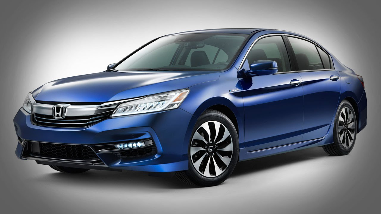 2017 Honda Accord Hybrid Almost Emission Less Transmission Video Canada Journal News Of The World