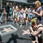 Donald Trump's star on Hollywood Walk of Fame gets a wall (Photo)
