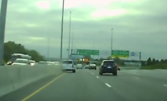 Ottawa man caught on dashcam charged with impaired driving (Video)