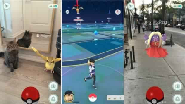 Pokemon Go Canada Police Catch Drivers Playing Smartphone Game