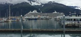 "Crystal Serenity heads out of Seward for NW Passage ""Report"""