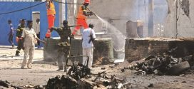 Extremists attack on police center in Somalia kills six