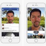 Facebook Tests Snapchat-Like Selfie Filters (Video)