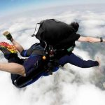 Skydivers killed after parachute deploys after impact