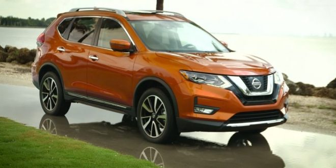 2017 nissan rogue gets hybrid option video canada journal news of the world. Black Bedroom Furniture Sets. Home Design Ideas