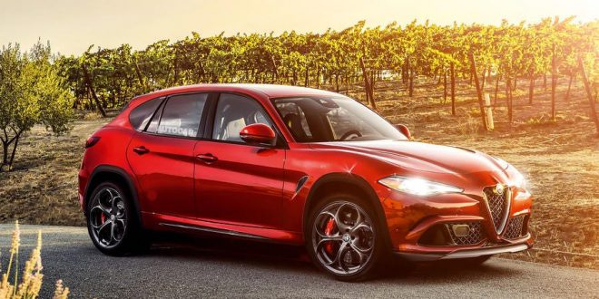 Alfa Romeo Stelvio SUV to make Los Angeles show debut