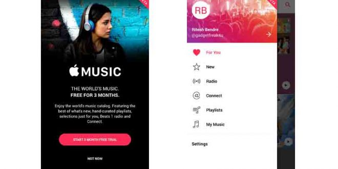 Apple Music Tops 10 Million Downloads On Android, Report - Canada