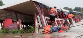 At least 18 dead in Thailand as tourist boat capsizes
