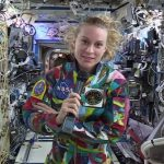 Childhood cancer patients to speak with NASA astronaut Kate Rubins