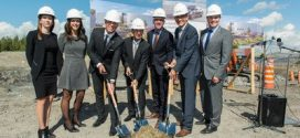 Construction begins on Quebec's fourth and latest 'Porsche Centre'