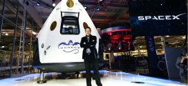 Elon Musk: CEO of the SpaceX to outline vision of mission to Mars