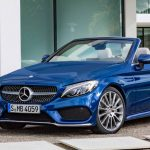 First Mercedes C-Class Cabriolet aims directly at 4 Series (Photo)