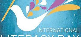 International Literacy Day 2016 celebrated