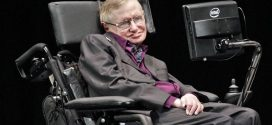 Physicist Stephen Hawking warns against alien contact