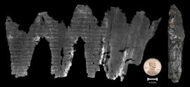 Researchers finally read the oldest biblical text ever found
