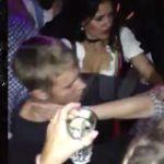 Singer Justin Bieber Attacked at a Club in Germany (Video)