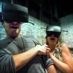 Universal Orlando: Virtual reality of Repository at Halloween Horror Nights