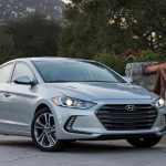 2017 Hyundai Elantra Aims to Be Roomier and More Refined