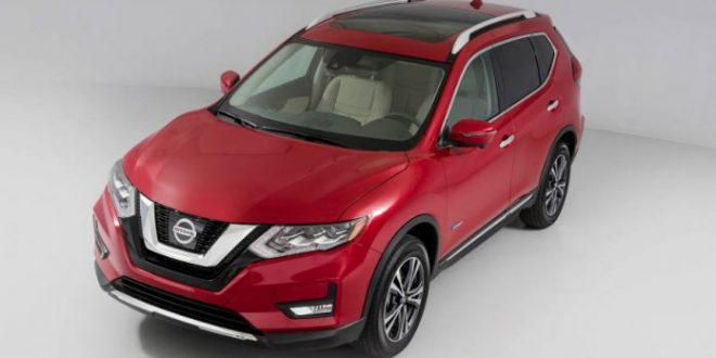 2017 Nissan Rogue Bringing New Style And A Hybrid Video