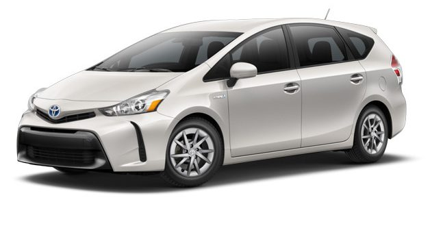 "2017 Toyota Prius V: Styling and performance ""Video"""