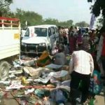 24 killed during stampede in northern India