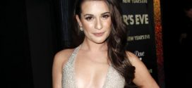 Actress Lea Michele on Accepting Her Body: I'm happy with my body