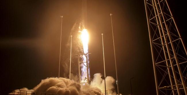 Antares rocket successfully returns to flight (Video)